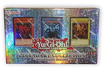 YuGi-Oh! Legendary Collection (Gameboard Edition) : Amazon ...