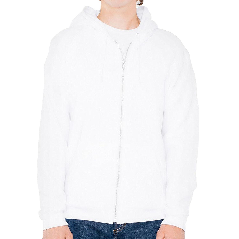 American Apparel Flex Fleece Zip Hoodie (F497)