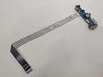 COMPRO PC Tarjeta Jack Audio Board para HP Pavilion 11-N ...