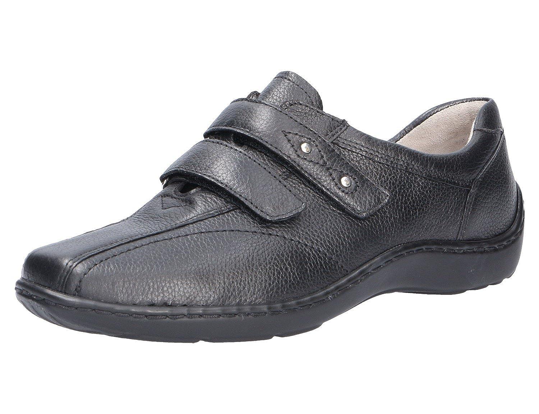 Waldläufer Henni, Damen Halbschuhe Halbschuhe Halbschuhe Comfort schwarz 48d029