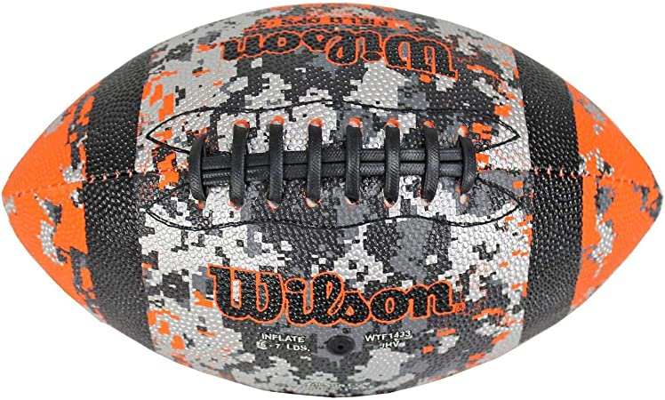 Amazon.com: Wilson NCAA Campo Ops Salute To Service Junior ...