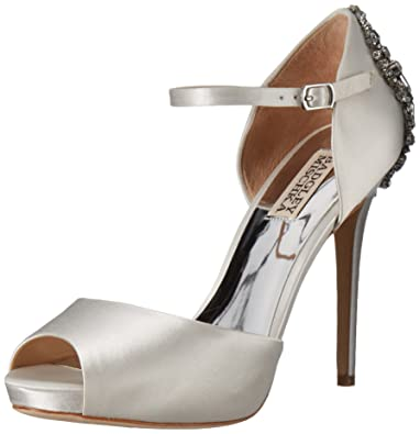 271e75b0d Amazon.com: Badgley Mischka Women's Dawn Dress Sandal: Shoes