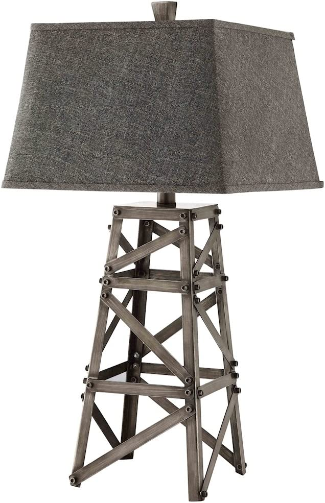 Stein World Furniture Meadowhall Table Lamp, Antique Brass