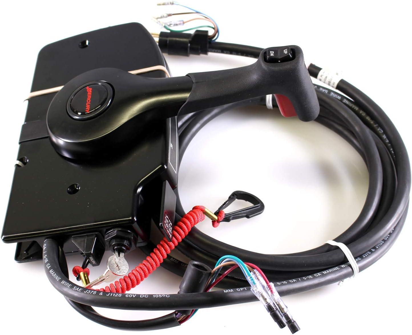 Winch Accessories QuickSilver Side Mount Remote Control 8 Pin ...