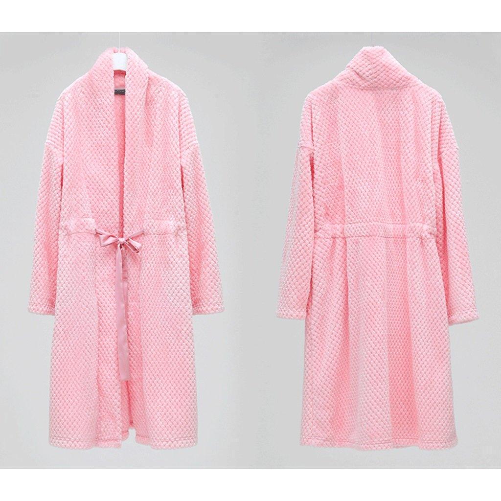 Albornoces GAOLILI Pijama 96*64*47cm) de Invierno Dama Pijama Ropa ...
