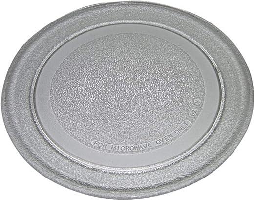 Horno de microondas LG MS1924W – Plato giratorio de cristal ...