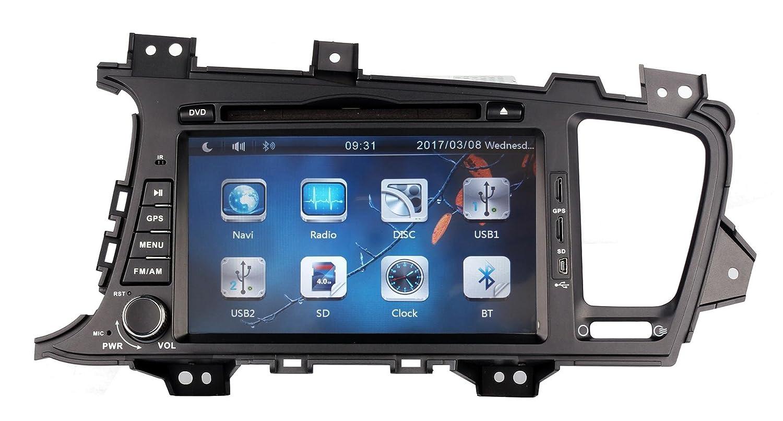 2012 kia optima navigation system
