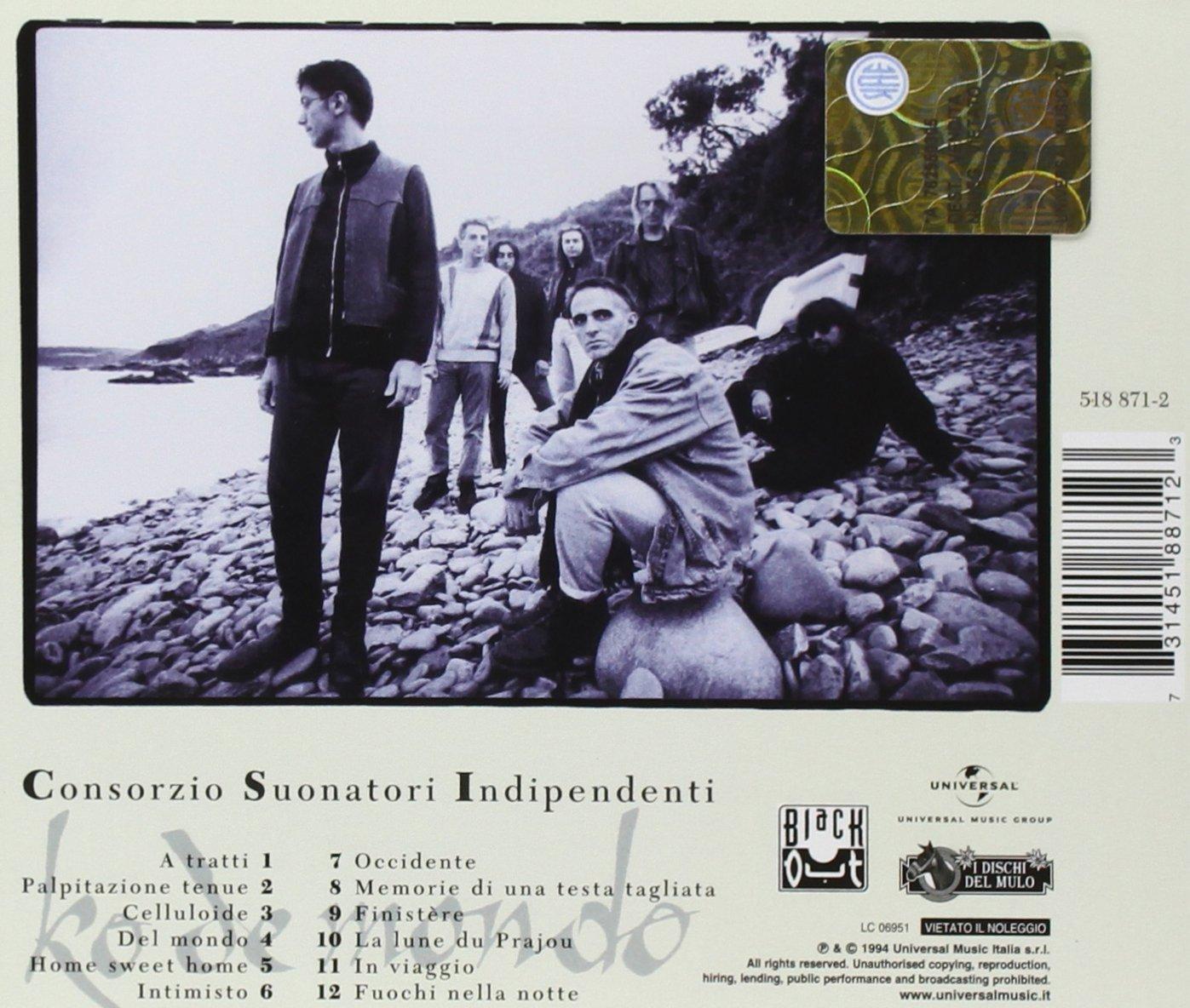MP3 CONSORZIO SUONATORI SCARICA