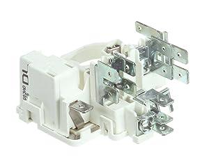 Bunn 39912.0002 Relay, Compr Gd40Me Bdg K115 120V