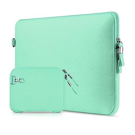 ivencase – 11 – 11.6 Pulgadas Laptop Sleeve Funda para suave tejido Case ordenador portátil toalla