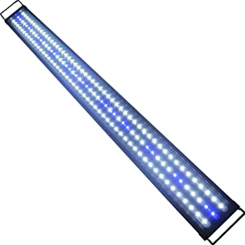 ETiME LED Aufsetzleuchte IP67 Aquarium Aquariumlampe Beleuchtung für ...