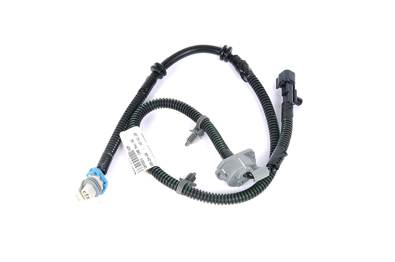 speed sensors acdelco 15248662 gm original equipment abs wheel speed sensor  wiring harness extension