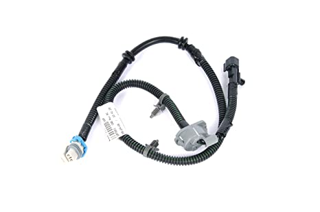 amazon com acdelco 25878587 gm original equipment front abs wheel Wiring Harness Plugs Pigtail Auto at Chevy Hhr Abs Pigtail Wiring Harness
