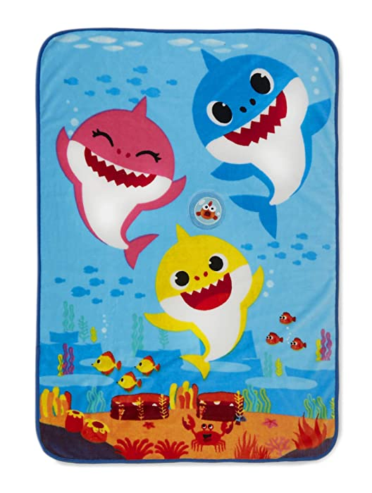 Top 6 Children Cartoon Shark Leisure Creative Comfortable Chair