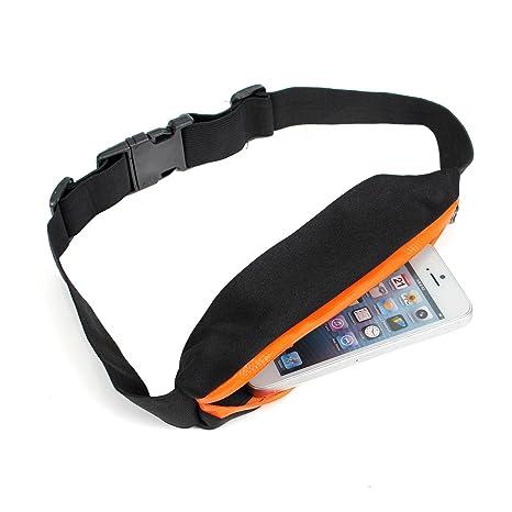 fashion style rapporto qualità-prezzo fabbricazione abile Sport Belt - Cintura elastica portaoggetti ideale per lo Sport