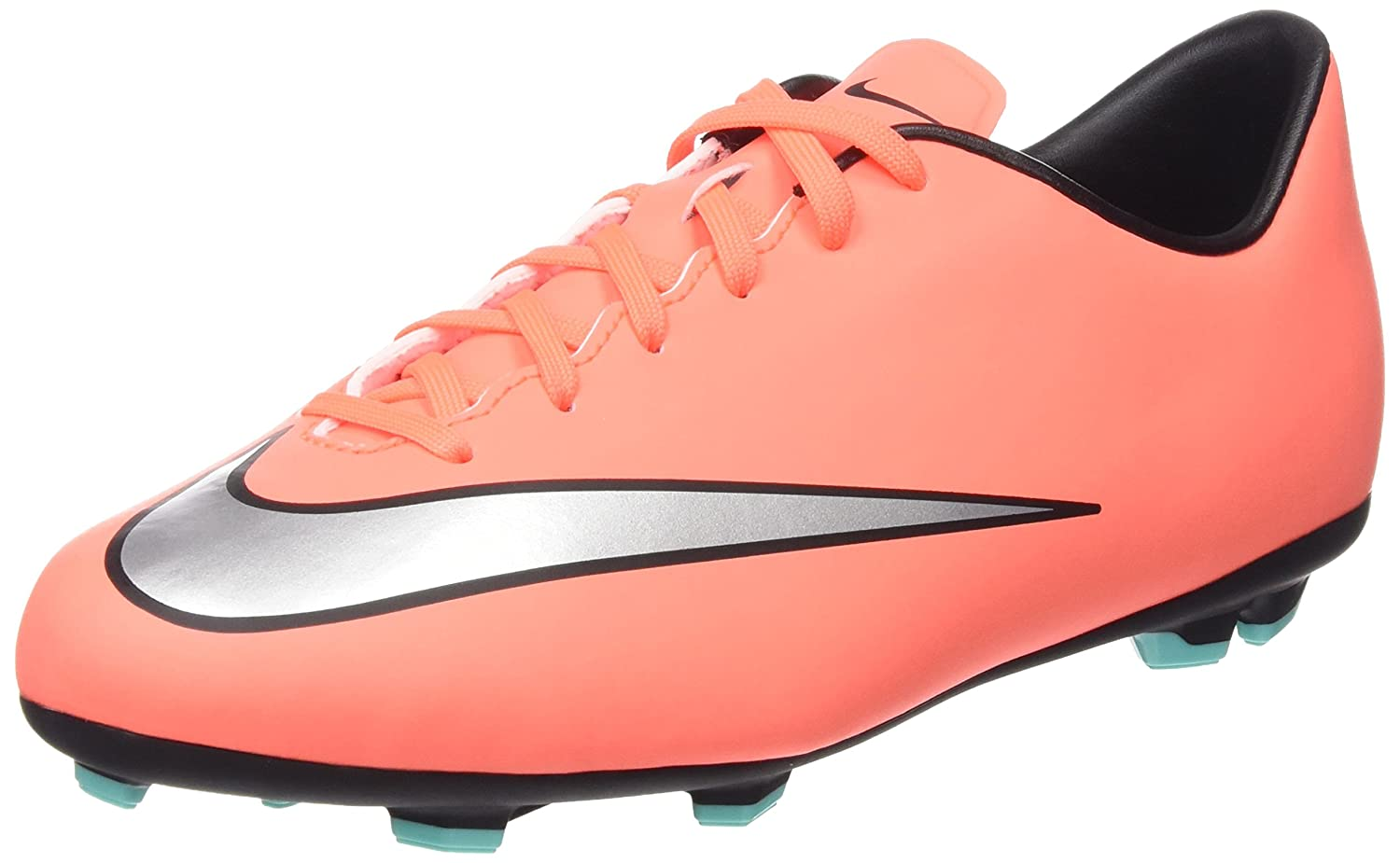 more photos 1befe 3101f Amazon.com   NIKE Kids Jr Mercurial Victory V Fg Soccer Cleat   Soccer