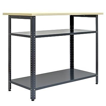 Zelsius profesional de mesa, pack mesa, (L) 120 x (B) 60 x (H) 95 ...