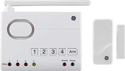 iris zwave ge 45637 wireless lighting. GE Choice Alert Wireless Alarm System Control Center Starter Kit, 45142 Iris Zwave Ge 45637 Lighting E