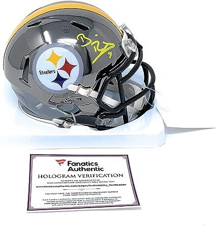 "Ben Roethlisberger quarterback Pittsburgh Steel Signed 8x10/"" Color PHOTO REPRINT"
