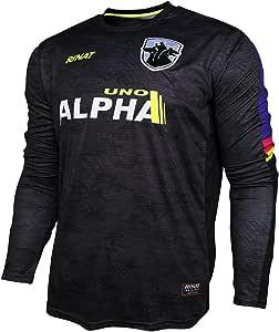 Amazon.com: Rinat Alpha - Camiseta de portero: Clothing