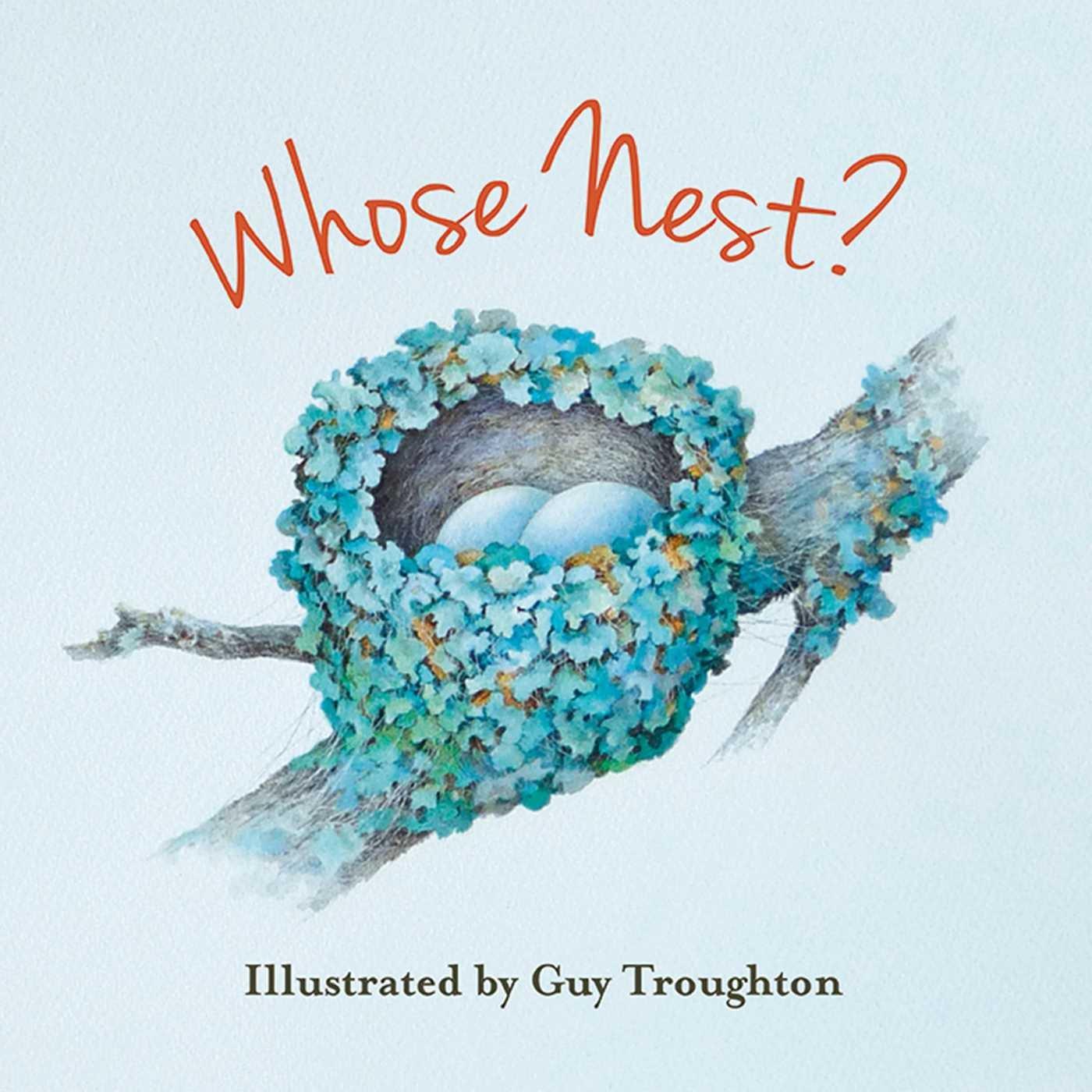 Read Online Whose Nest? PDF