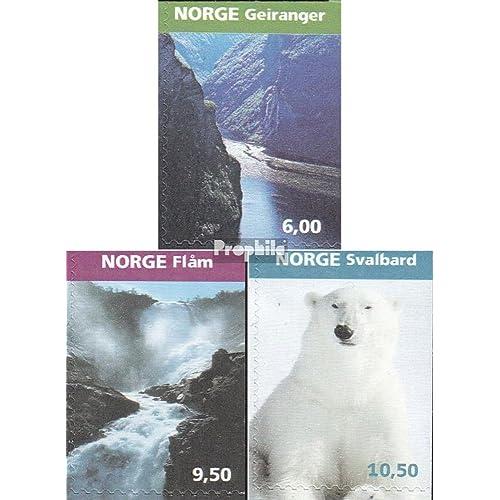 Norvège 1531Dr-1533Dr (complète.Edition.) 2005 vacances et loisirs (Timbres pour les collectionneurs)