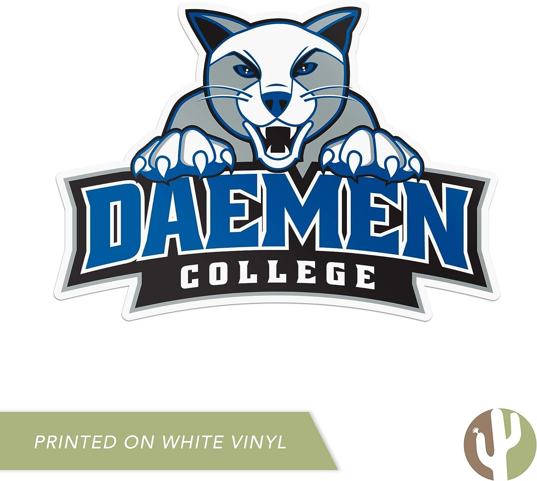 Daemen College Wildcats NCAA Vinyl Decal Laptop Water Bottle Car Scrapbook Sticker - 10