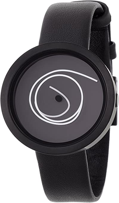 Black Ora Unica 42 MM Wrist Watch