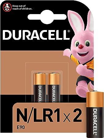 Duracell Specialty N Alkaline Batterie 1 5 V Elektronik
