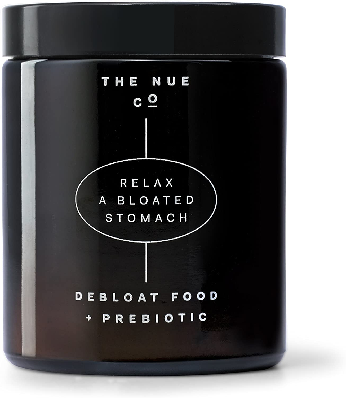 The Nue Co. - Natural Debloat Food + Prebiotic   Fast-Acting Bloating Relief (3.5 oz   100 g)