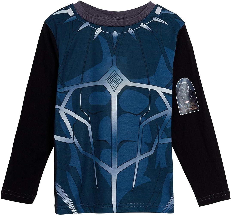 Marvel - Pijama para niños, diseño de Pantera Negra Negro Negro (4-5 Años: Amazon.es: Ropa y accesorios