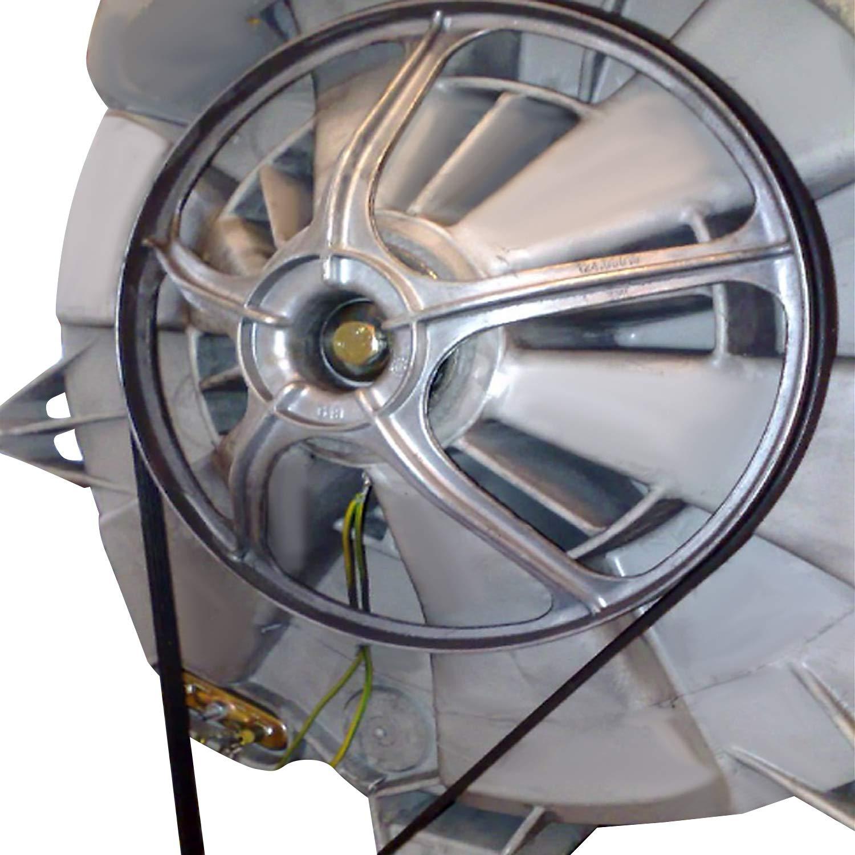 Correa de transmisión con Groben aletas para lavadora 1255 PJ 5 S ...