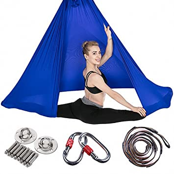 Colofar Yoga Que Estira La Correa Aire De Gran Altitud Yoga ...