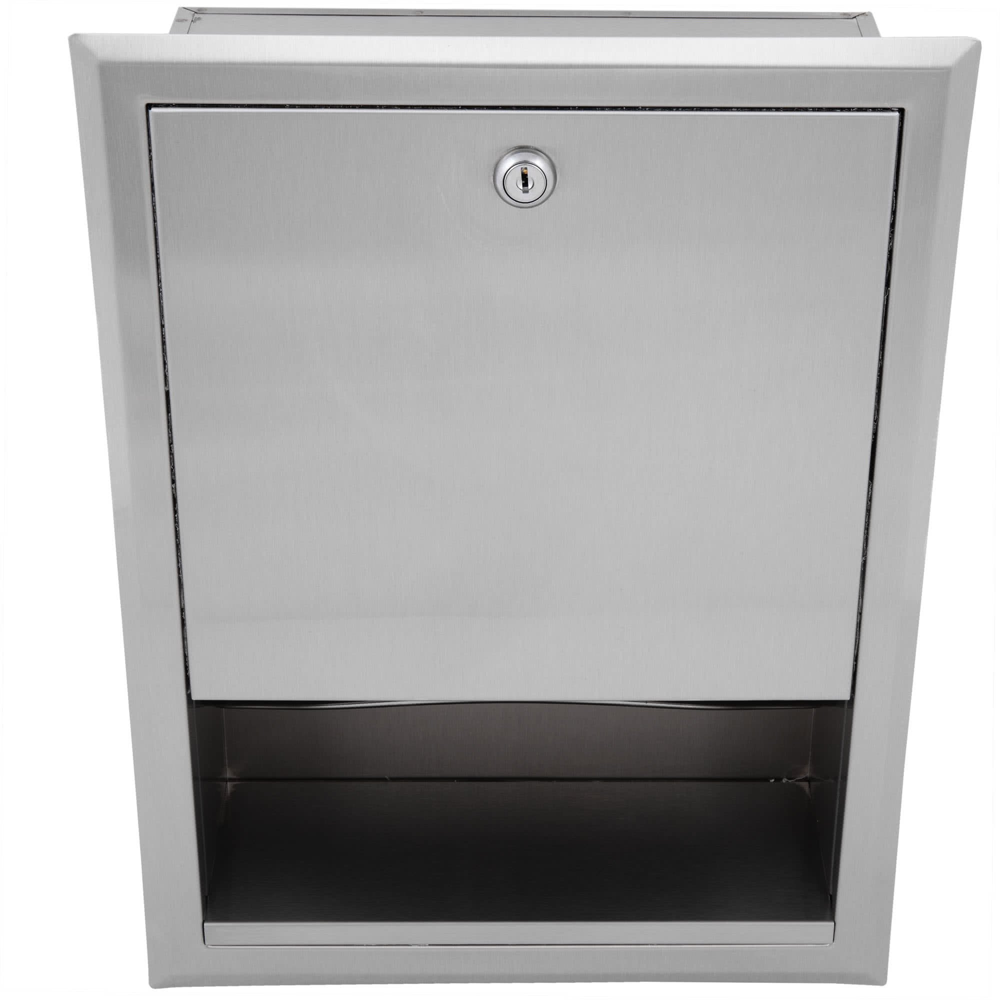 B-359 C Fold or Multifold Recessed Paper Towel Dispenser By TableTop King