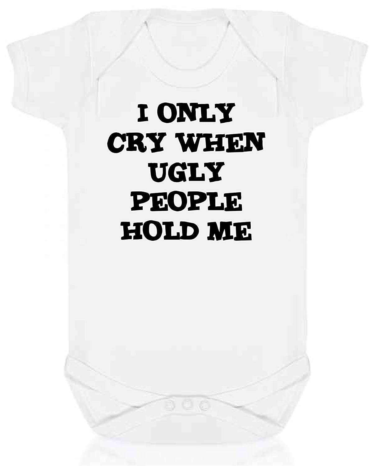 Bullshirt Bullshirt's Babygrow Designs Selection - Choice Of Baby Short Sleeve Body Suits