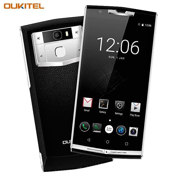 5 opinioni per OUKITEL K10000 Pro- 4G Telefoni Smartphone Libero Grande 10000mAh Batteria, 5MP