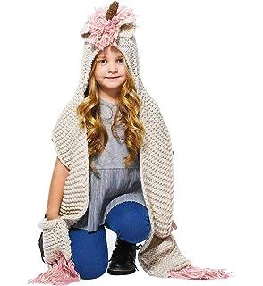 HappyUnicorn Gold Girls Unicorn Hat - The Original Unicorn Beanie ... e7f3129f32a4