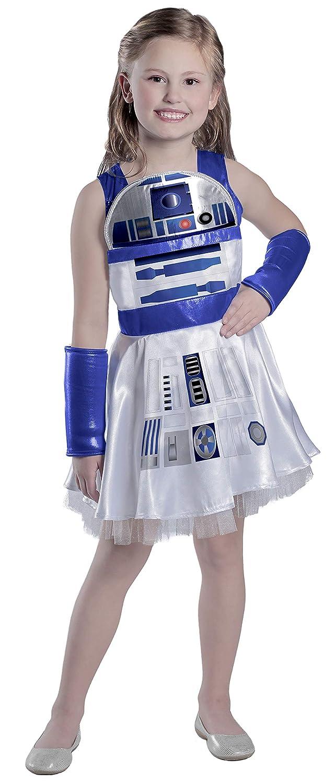 Princess Paradise Girls Classic Star Wars R2d2 Dress 4955