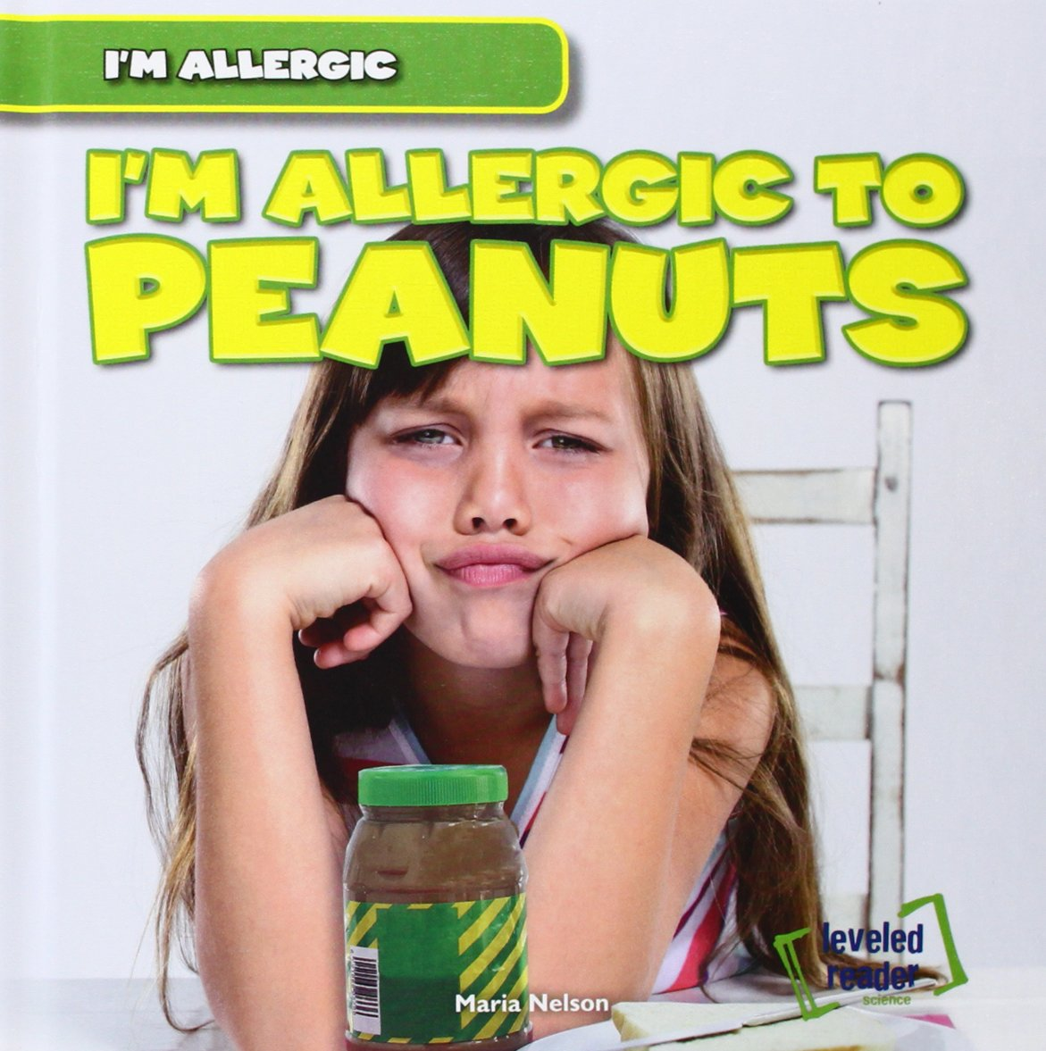 I'm Allergic to Peanuts PDF