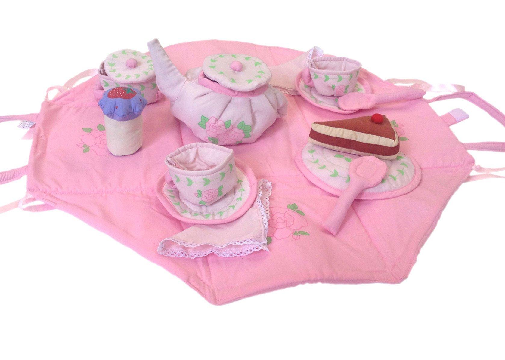 Alma's Design Tea Party