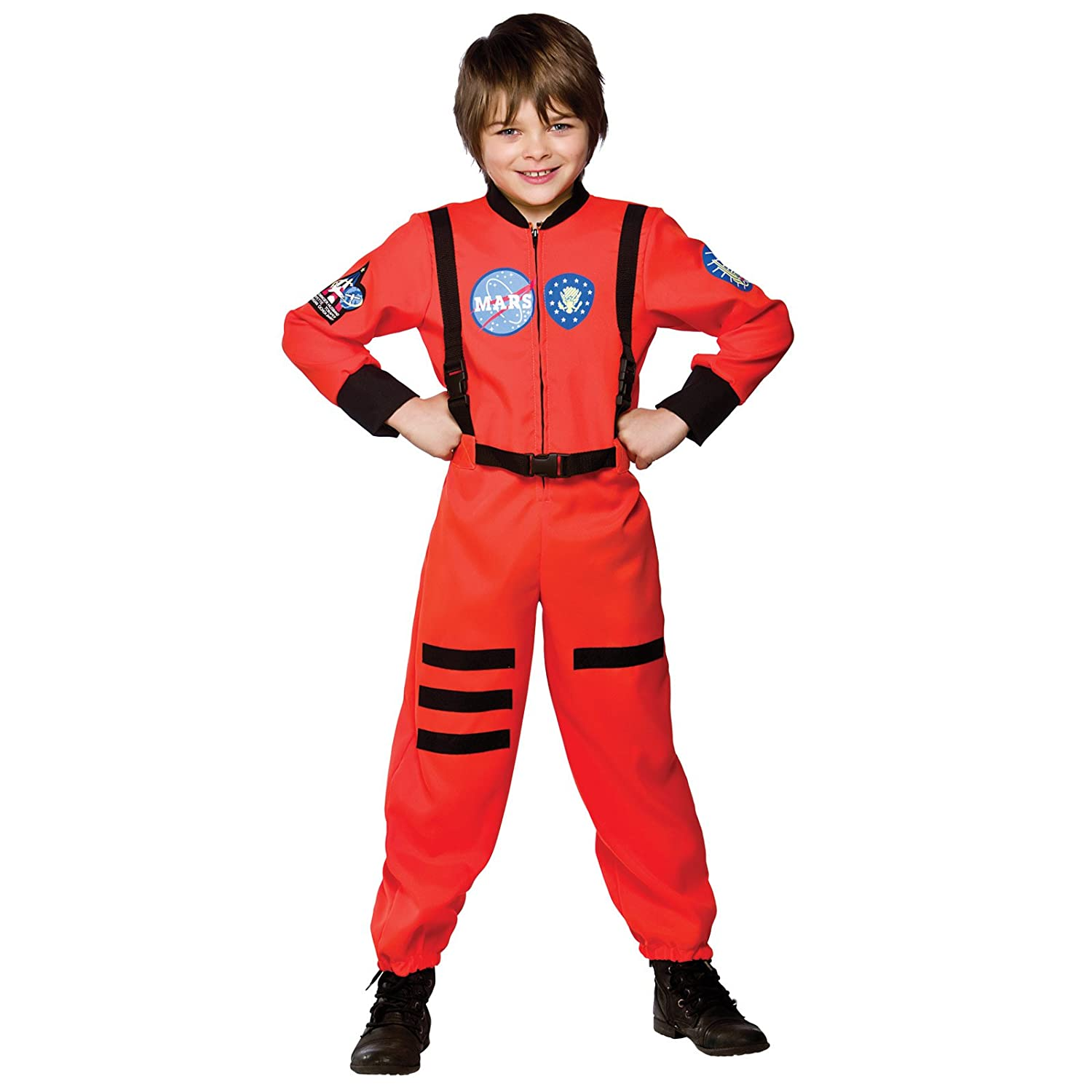 0ffbd4d72c85 Mission To Mars Astronaut - Kids Costume 5 - 7 years  Amazon.co.uk  Toys    Games
