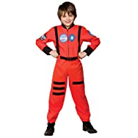 Wicked Boys Mission TO Mars Sci-Fi Outfit - (Orange)