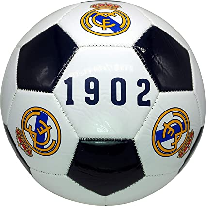 Real Madrid Authentic Official Licensed Soccer Ball Size 5-010