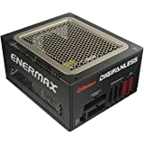 Enermax EDF550AWN Netzteil Digifanless Alimentatore, Nero