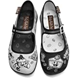 Hot Chocolate Design Chocolaticas Cartoon Women's Mary Jane Flat
