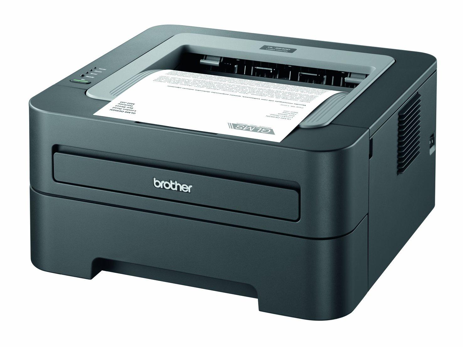Скачать драйвер для принтера brother hl 2240r