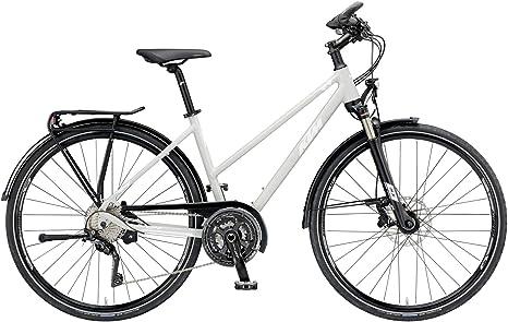 KTM Life Tour - Bicicleta de Trekking para Mujer, Modelo 2019, 28 ...