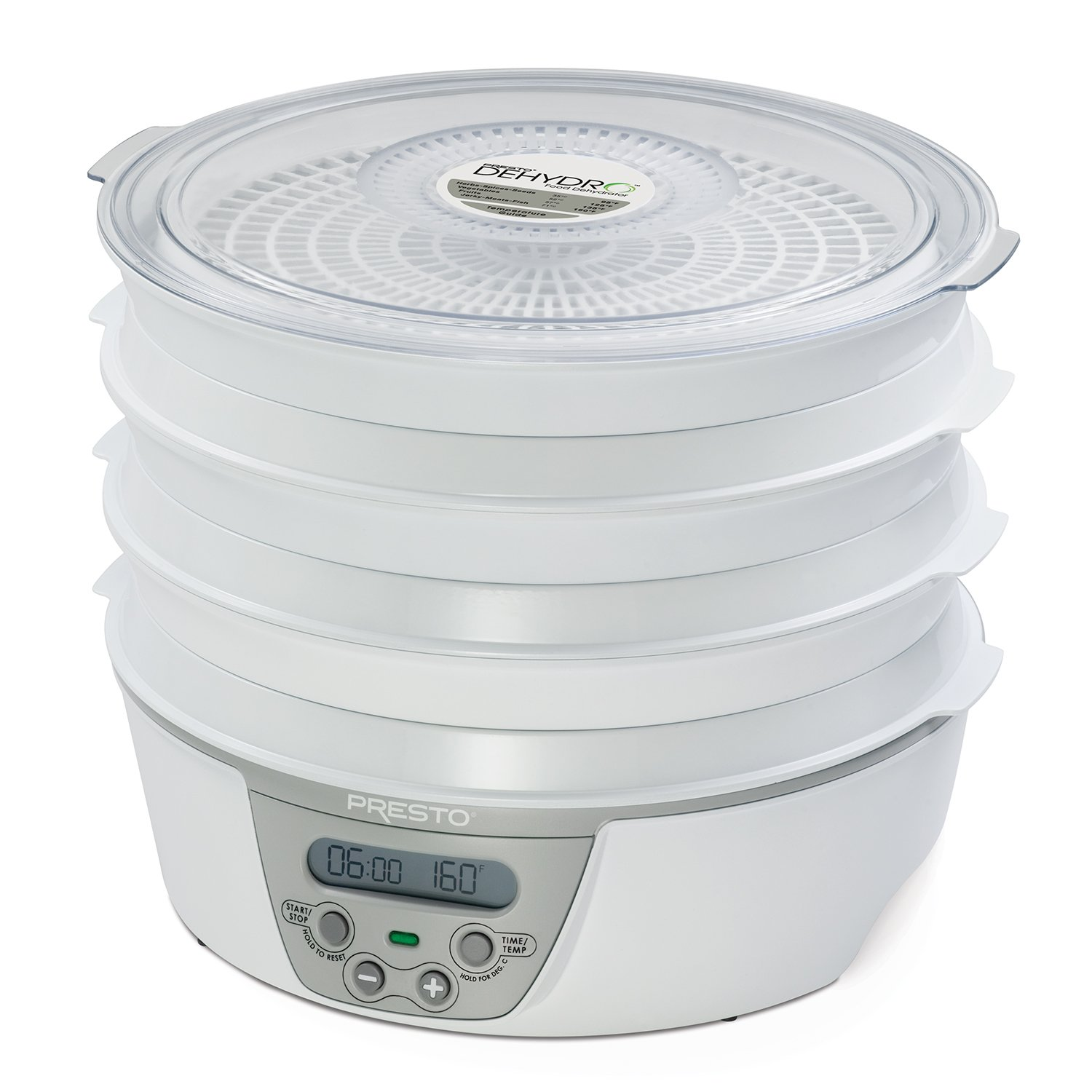 Presto 06301 Dehydro Electric Food Dehydrator