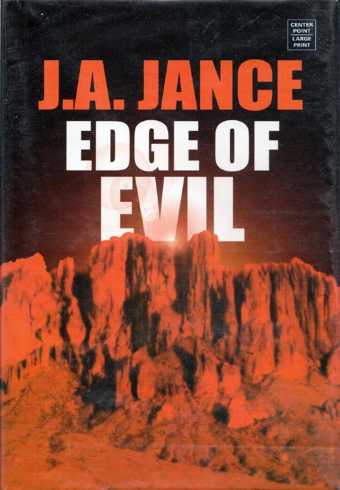 Edge of Evil (Center Point Platinum Mystery (Large Print)) PDF