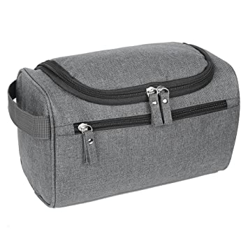 EGOGO Toiletry Bag Travel Overnight Wash Gym Shaving Bag For Men and Women  Ladies E528-3 (Gray)  Amazon.ca  Sports   Outdoors 29205aac0807f